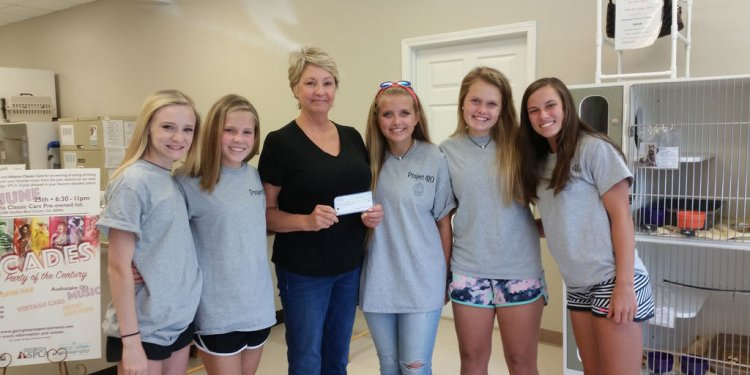 Duluth sisters donate 5K