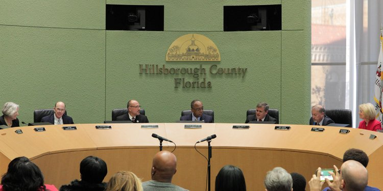 Hillsborough Commissioners