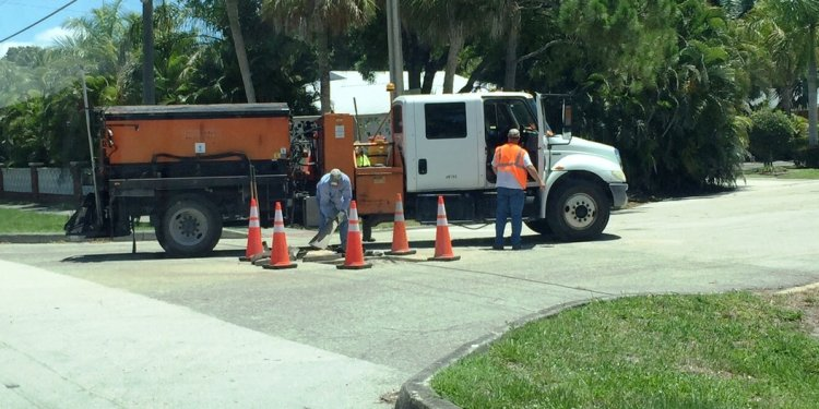 Roadway Maintenance Lee County