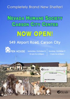 Carson City Open House