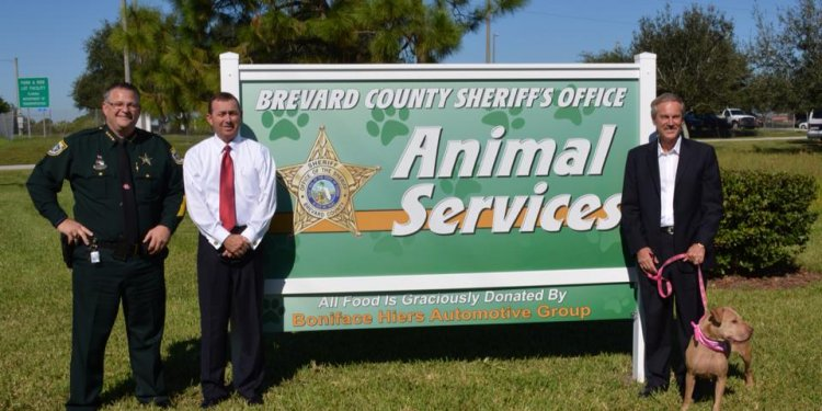 Melbourne FL Animal Shelter