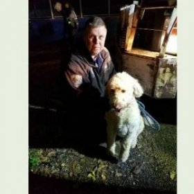 Suffolk Officers Rescue Dog From 16-Foot Abandoned Cesspool